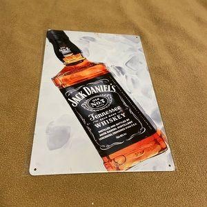 2 Brand new Jack Daniels tin signs